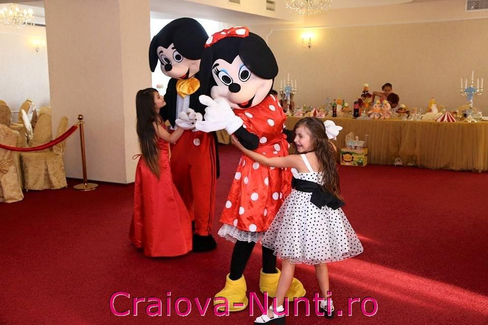 Minnie si Mikey Mouse Craiova