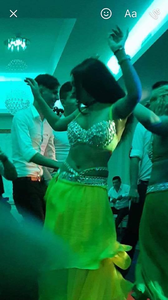 Dans din buric nunta Craiova