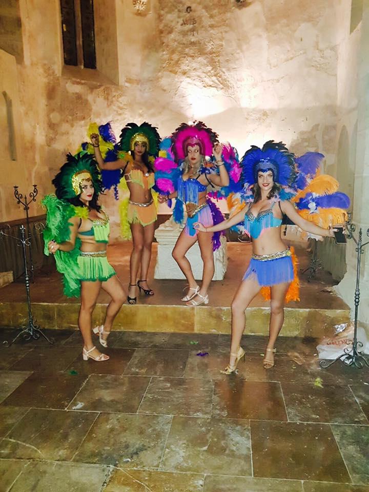 Dansuri de carnaval ursitoare Craiova