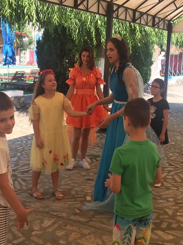 Party copii evenimente Craiova