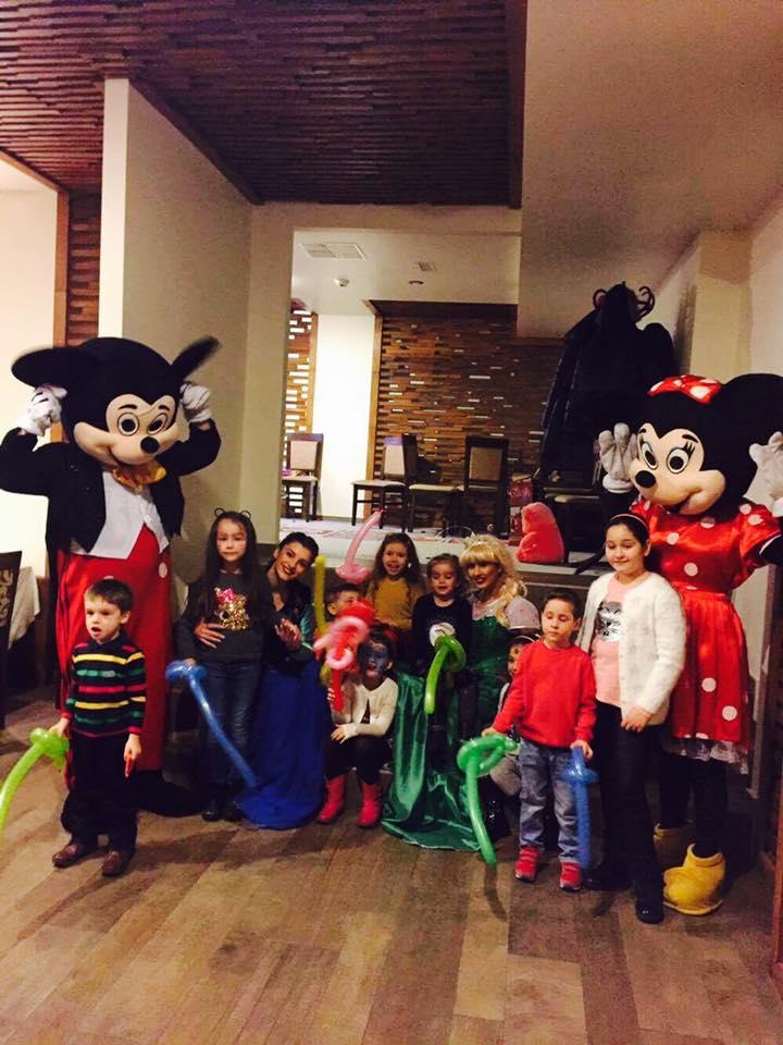 Petreceri pentru copii Craiova