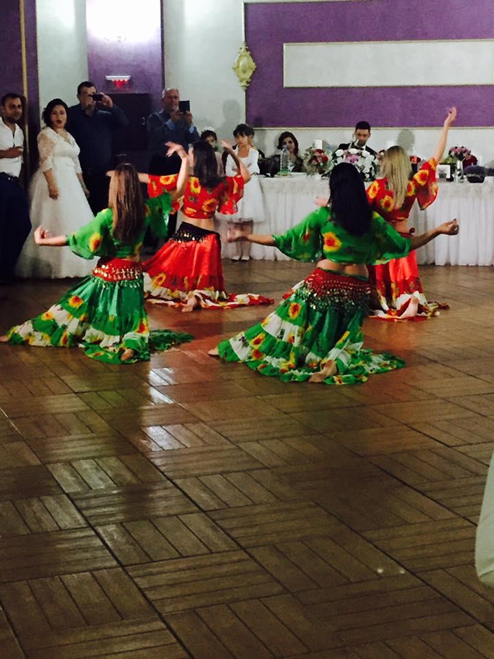 Dansuri orientale restaurante nunti Craiova