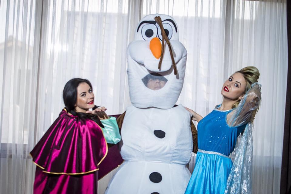 Olaf si Elsa Craiova